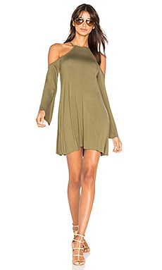 Everly Dress in Olive