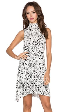 Clayton Amanda Dress in Dot