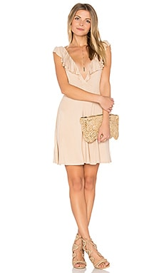 Clive Dress in Bare