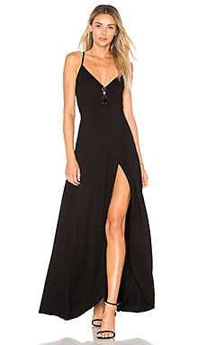 Dita Wrap Maxi Dress