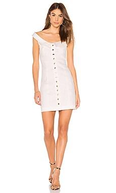 Платье с открытыми плечами benton - Clayton