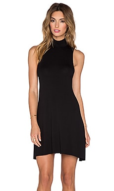 Clayton Amanda Mini Dress in Black