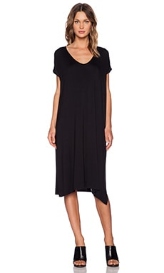 Clayton Gwen Dress in Black