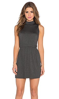 Clayton Nadine Dress in Charcoal
