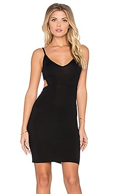 Clayton Abigail Dress in Black