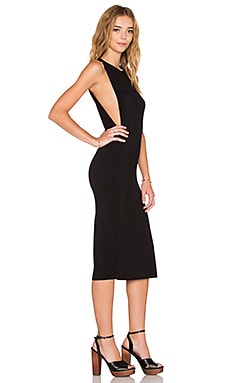 Clayton Paulina Dress in Black