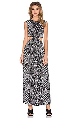 Clayton Emily Dress in Ethnic