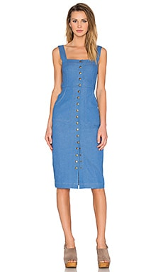 Denim Candace Dress