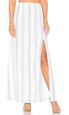 Jen Slit Skirt