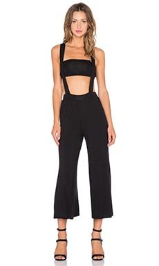 Clayton Coco Jumpsuit in Black