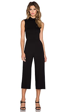 Clayton Rachel Jumpsuit in Black