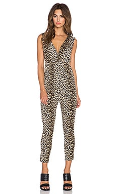 Clayton Celeste Jumpsuit in Cheetah