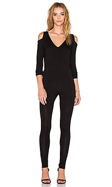 Clayton Kate Jumpsuit in Black