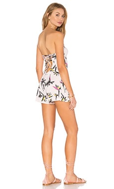 Clayton Talin Playsuit in Paradise