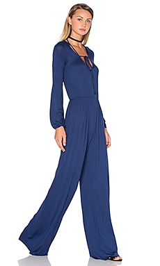 Mirah Jumpsuit in Navy