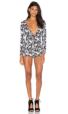 Clayton Ponte Lela Playsuit in Ponte