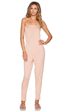 Clayton Terese Jumpsuit in Blush