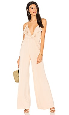 Sonja Jumpsuit in Bare