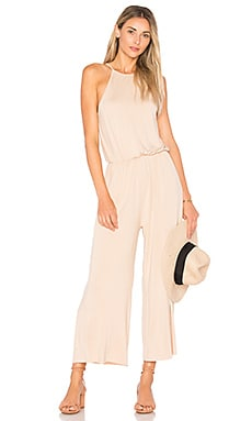 Marley Cropped Jumpsuit