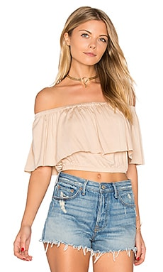 Molly Top in Bare