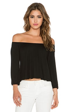 Darcy Top in Black