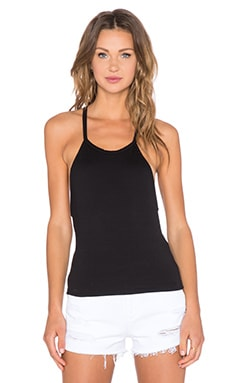 Clayton Madison Top in Black