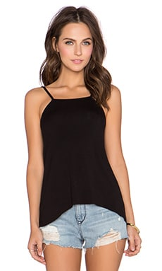 Clayton Alice Tank Top in Black