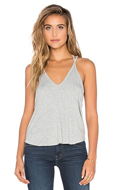 Clayton Gia Top in Heather Grey