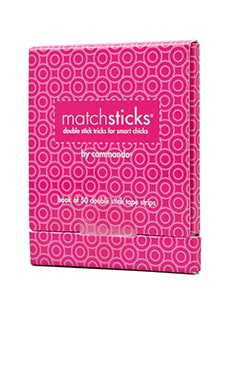 Match Sticks en Clear