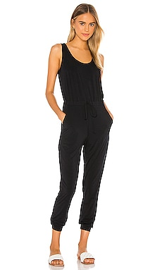 Butter Tank Lounge Jumpsuit Commando $188 BEST SELLER