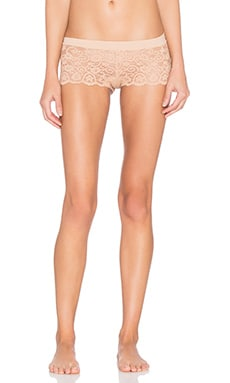 Double-Take Boy Short en Nude Parfait