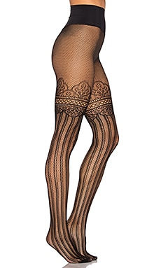 Colette Faux Thigh High
