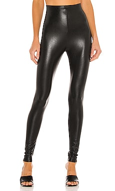 Perfect Control Faux Leather Legging Commando $98 MÁS VENDIDO