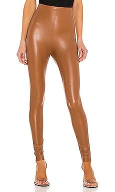 Faux Leather Legging Commando $98