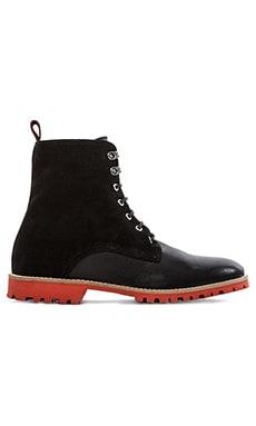 Common Cut Henri Boot in Black
