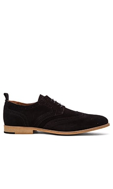 Common Cut Burton Oxford in Black