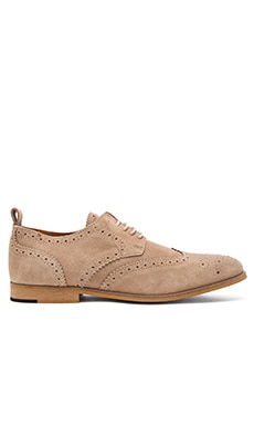 Common Cut Burton Oxford in Sand