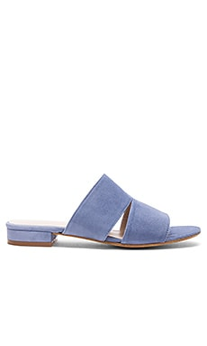 Lara Sandal in Denim