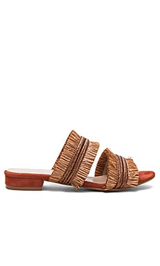 Lula Sandal in Brick
