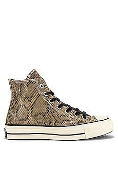 Chuck 70 Archive Reptile Suede Sneaker Converse $100