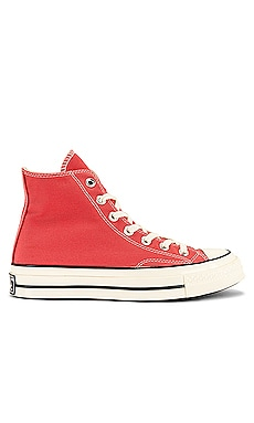 Chuck 70 Seasonal Color Recycled Canvas Sneaker Converse $85