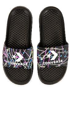 All Star Slide Converse $9 (FINAL SALE)