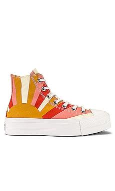 Chuck Taylor All Star Platform Sneaker Converse $70
