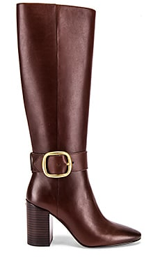Evelyn Buckle Boot Coach 1941 $207