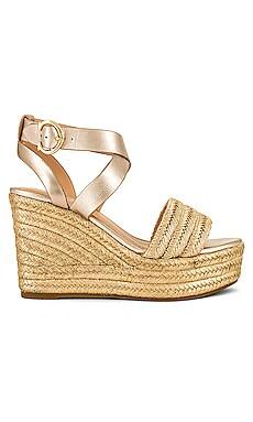 Isabela Wedge Sandal Coach $150