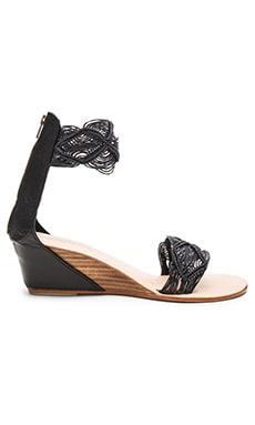 cocobelle Lilly Sandal in Black