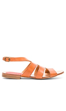 Antonella Sandal in Brown
