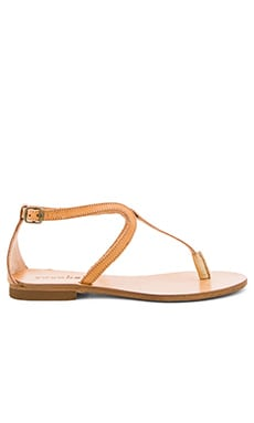 Crete Sandal in Gold