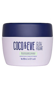 Glow Figure Bounce Body Masque Coco & Eve $40 NEW