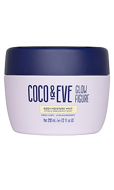 Glow Figure Body Moisture Whip Coco & Eve $37 NEW